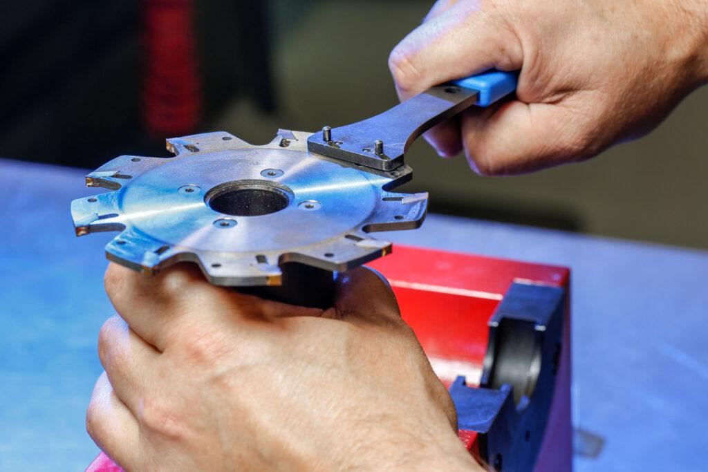 Legotillverkning Mälardalen